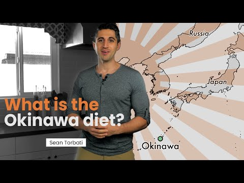 2 Minute Diet What is the Okinawa Diet? *Blue Zone Diets and Living to 100*
