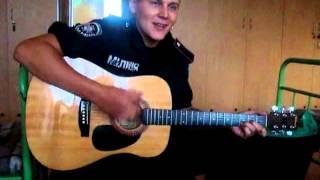Армейская песня под гитару -- Демобилизация