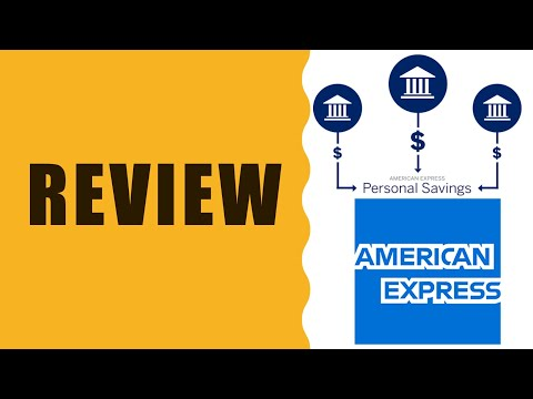 American Express Savings Accounts Review