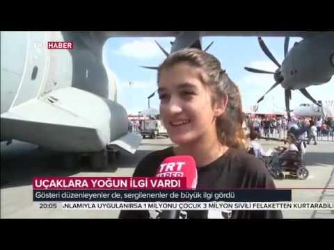 TRT Haber Ana Haber Bülteni 22.09.2018