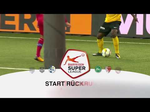 Teleclub Therapy - Raiffeisen Super League Rückrundenstart 2018