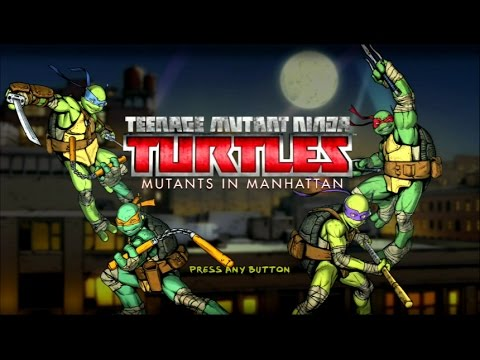 Teenage Mutant Ninja Turtles: Mutants in Manhattan [Live]
