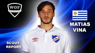 MATIAS VINA | Welcome To Palmeiras 2020 | Crazy Runs, Goals, Skills & Assists | Nacional (HD)