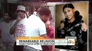 Carlina White's Remarkable Reunion