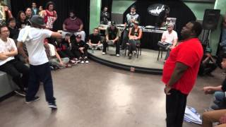REVIVE THE FUNK 2013: TOP 24 - Mr. Boom VS Boogaloo Ham