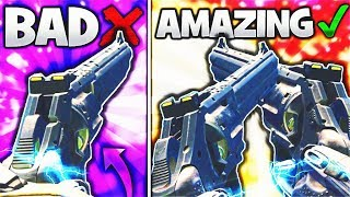 1 change made this new DLC WEAPON 10x BETTER! (new EPIC Stallion .44 dlc weapon infinite warfare)