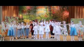 781 Театральный коллектив Маленький театр, г  Верхняя Салда, Мюзикл для детей Краденое солнце
