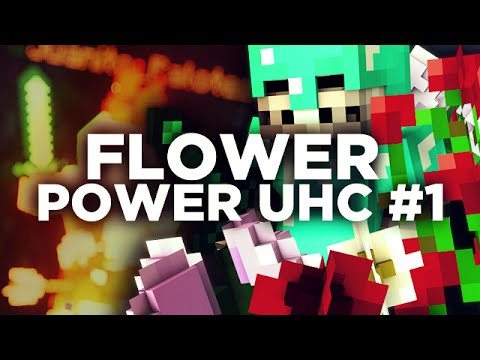 FLOWERS EVERYWHERE! ★ Flower Power UHC!