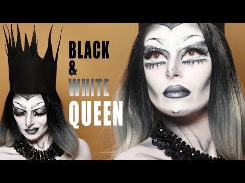 Grey Queen ⚫ ⚪   -  Tutorial