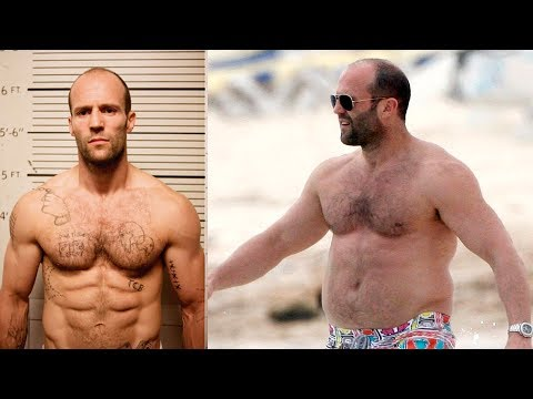 Jason Statham  Transformation From 9 to 49 Years Old