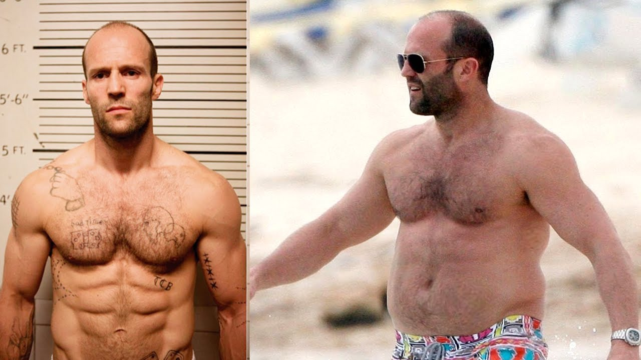 Image result for Jason Statham transformation