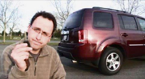 2009 Honda Pilot Touring  DSTV Live 5