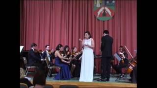 Marfa's aria, N.A.Rimsky-Korsakov «The Tsar's Bride»