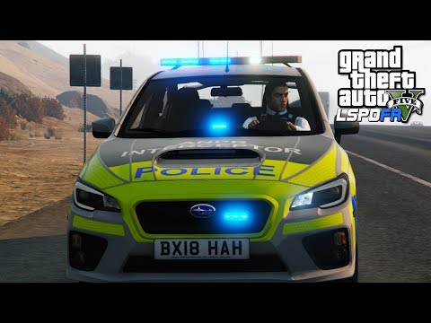 NEW 2018 MET POLICE INTERCEPTOR PATROL!   GTA 5 PC LSPDFR   The British Way #121