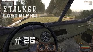 Let's Play Stalker - Lost Alpha (German) #26 - Sinnloses Umherirren