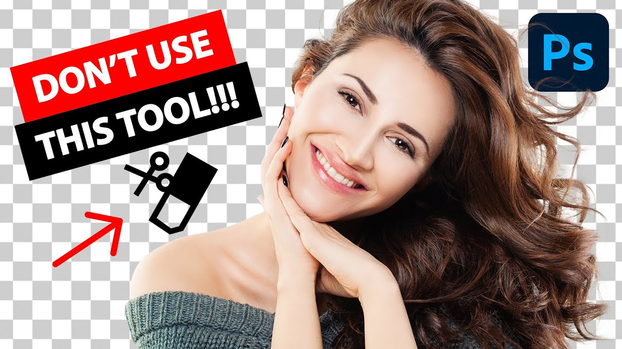 The Truth About Photoshop's Background Eraser Tool