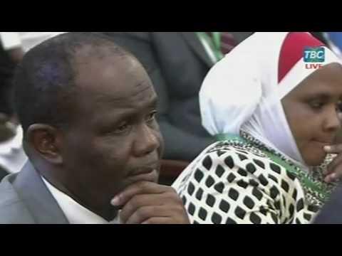 Rais Magufuli akifafanua aliyoyazungumza na Rais wa DRC, Joseph Kabila Ikulu DSM