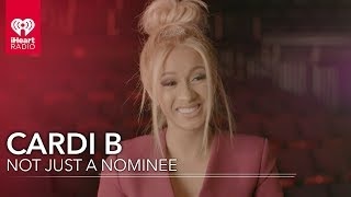 Cardi B Wants You To Get To Know Her As A Person | 2018 iHeartRadio Music Awards