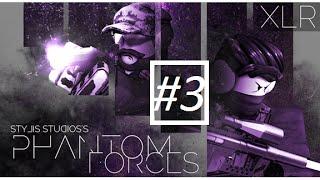 ROBLOX Phantom Forces #3 KSG IS MY BEST FRIEND