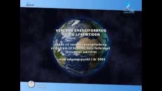 Verdens energiforbrug - nu og i fremtiden