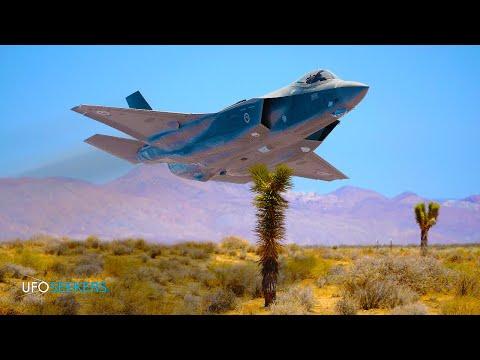 (JULY 2021)  Amazing Test Pilots over Mojave Desert