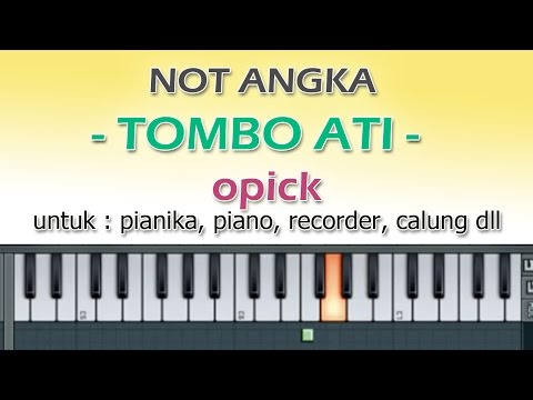 NOT ANGKA  - TOMBO ATI - by denny ranch