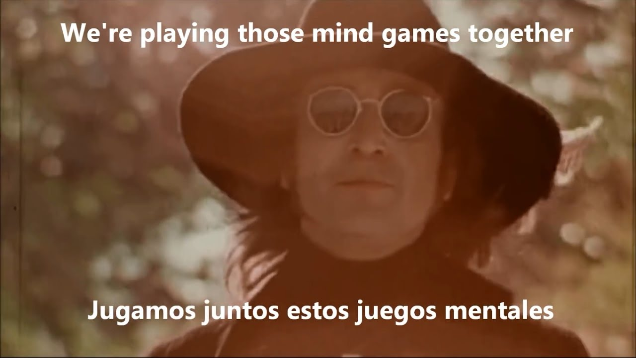 John Lennon - Mind Games (Juegos mentales)