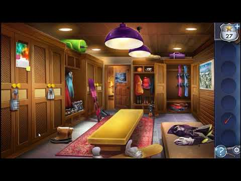 Adventure Escape Murder Inn  level 3.