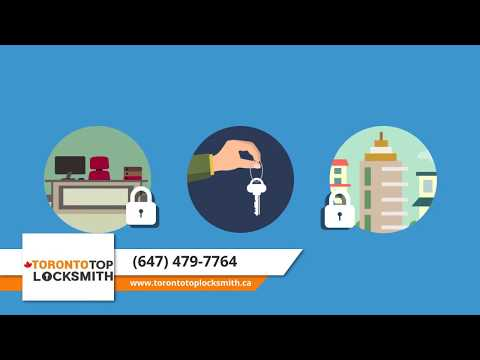 Toronto Top Locksmith - Residential And Commercial Services