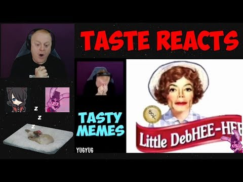 TASTE REACTS #20 | TASTE GAMING COMPILATION BY YUGYUG AND VANDERLAY 5974X