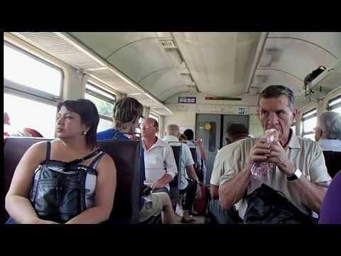 Tatiana Efrussi - Suburban train
