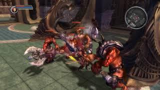 RPCS3 0.0.4-7980 4k IR   Untold Legends: Dark Kingdom Gameplay
