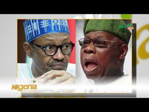 Buhari-Obasanjo faceoff over $16bn power projects - HELLO NIGERIA