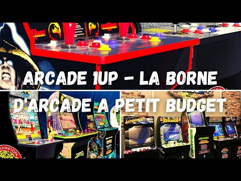Arcade1up - La borne d'arcade a petit budget from Warmelin Gaming France