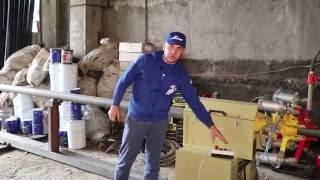 видео Как сделать винтовые сваи своими руками: технология изготовления