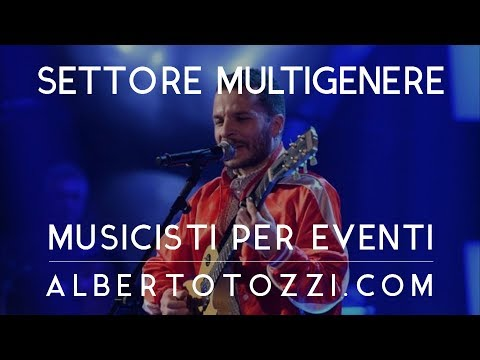 Musica Matrimonio Roma - Chitarrista-cantante Soul - 009