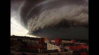 Погодные аномалии в России - влияние HAARP?