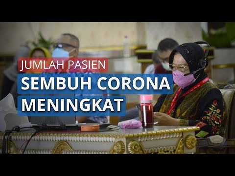Jumlah Kesembuhan Pasien Covid-19 di Surabaya Naik, Risma: Mobil PCR jadi Satu Indikator Peningkatan