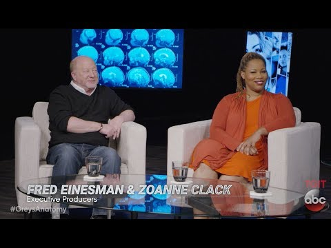 Executive Producers Fred Einesman and Zoanne Clack - Grey's Anatomy: Post Op Episode 4