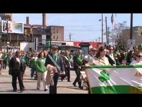 Ancient Order of Hibernians in 2011 Cleveland St. Patrick