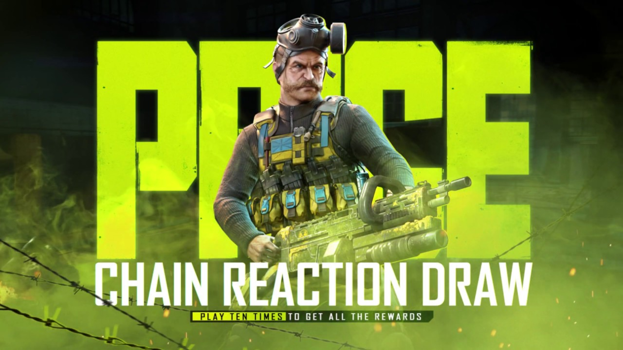 Call of Duty®: Mobile - Chain Reaction
