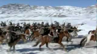 Tierra Santa. Genghis Khan