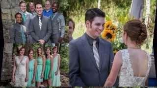 Jake and Sarah's Wedding, in Santa Fe, NM.