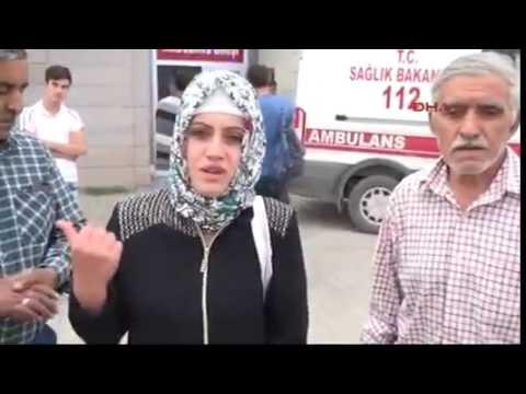 kazada yaralandi 9 saat sonra sevk edildi Fatma Demir Doğubayazıt