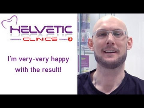 Veneers at Helvetic Clinics in Hungary