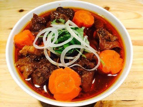Vietnamese Beef Stew | Bò Kho