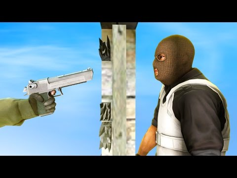 CSGO XRAY HACK TROLLING | CSGO Funny Moments