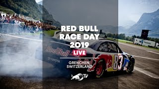 Red Bull Race Day LIVE From Switzerland
