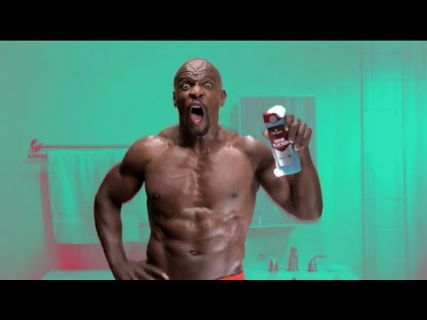 'The Power of Music' - Old Spice/Terry Crews remix