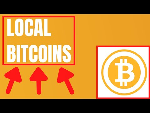 Localbitcoins tutorial – How to buy bitcoin with Local Bitcoins